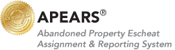 Unclaimed Property: APEARS®